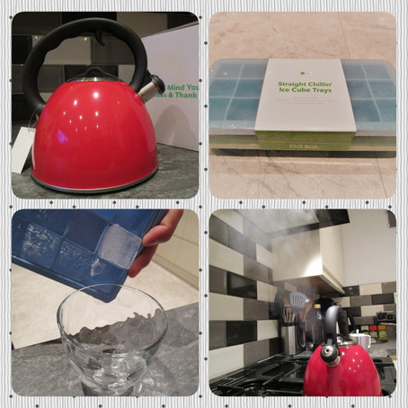 Review: Vremi Whistle Kettle and Vremi Ice Cube Trays