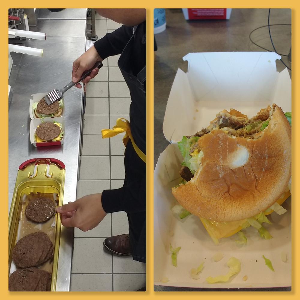 Making my own classic Big Mac