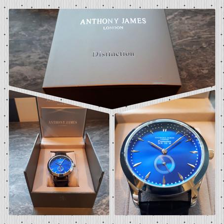 Review: Anthony James Distinction Men's Dress Watch
