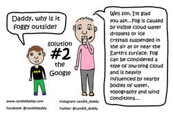 Candid Daddy - awkward question #2