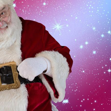 Candid News: Children pretend to believe in Santa Claus in bid to receive more presents, Scotland Ya