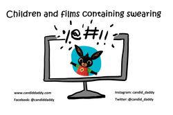 NEW BLOG: Children and films containing swearing