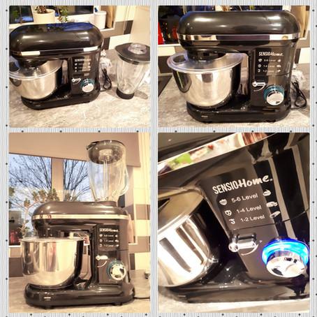 Review: Sensio Home 2-in-1 Food Processor Blender & Mixer