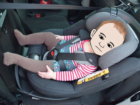 Maxi-Cosi AxissFix Plus Car Seat Review