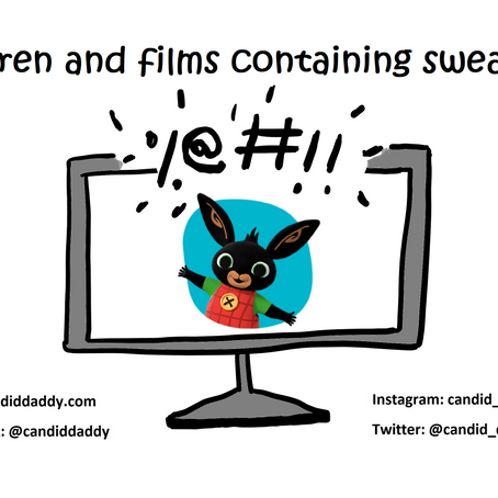 Children and films containing swearing