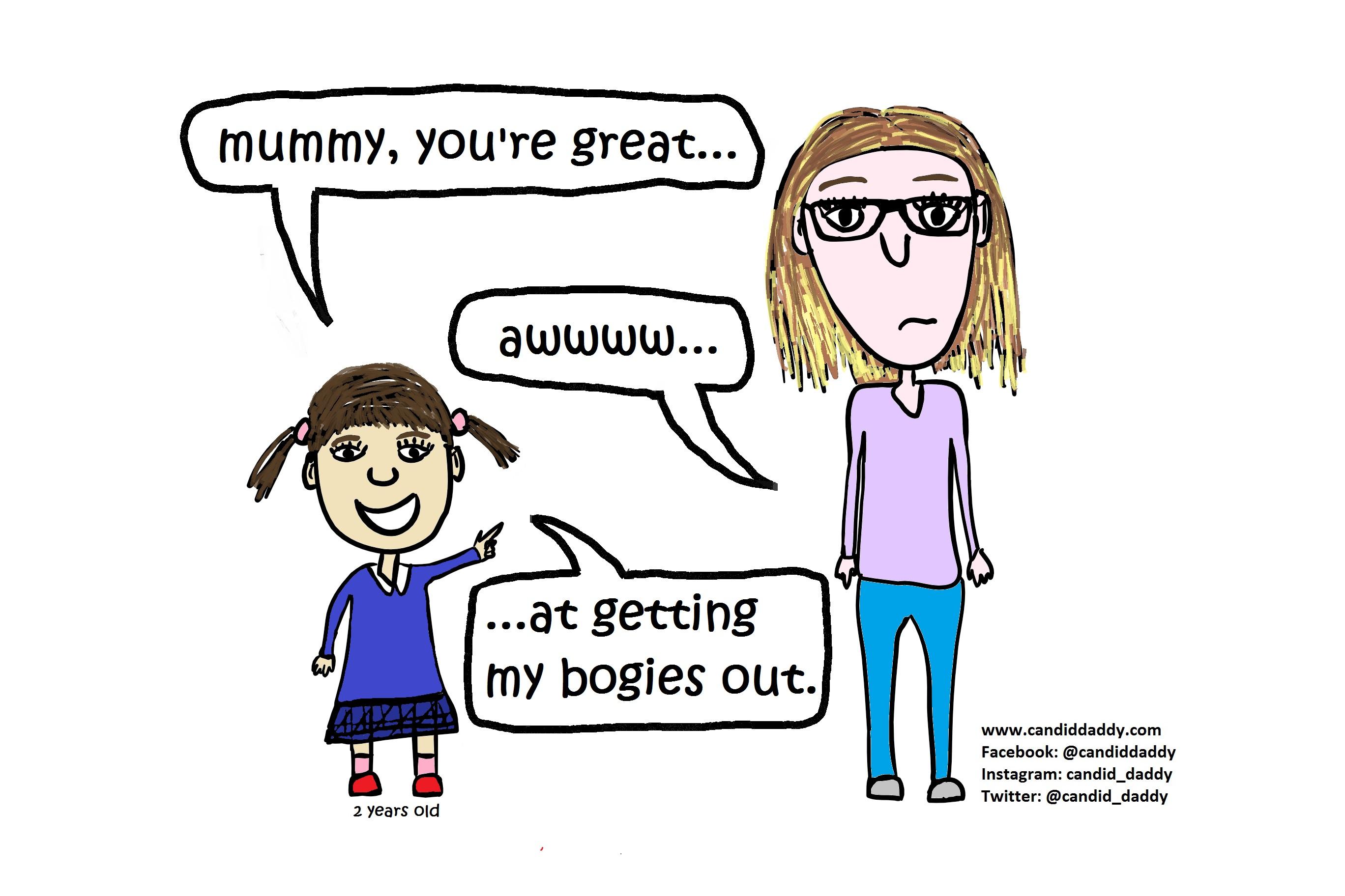 candid daddy - Bogeys