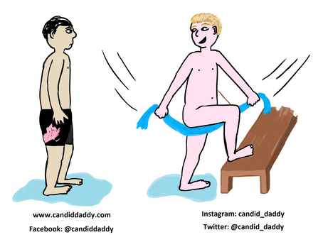 Swimming Changing Room Etiquette: What NOT to do (Part 3)