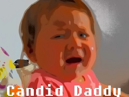 The launch of Candid Daddy!