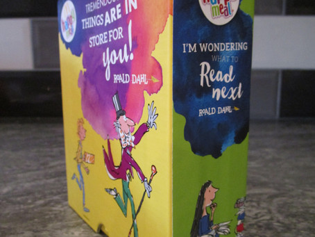 McDonald's Happy Readers Initiative – Roald Dahl Books