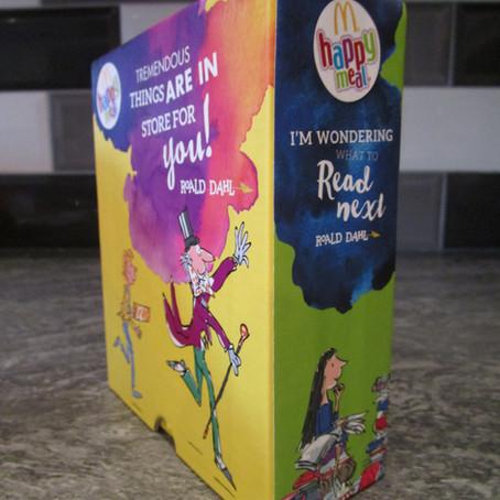 McDonald's Happy Readers Initiative – Roald Dahl Books