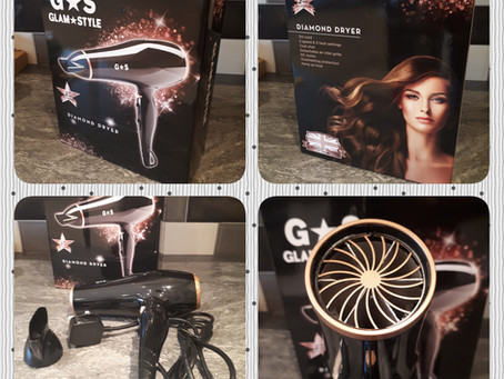 Review: GLAM & STYLE - Professional Hair Dryer 2200W