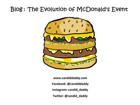 The Evolution of McDonald's Event