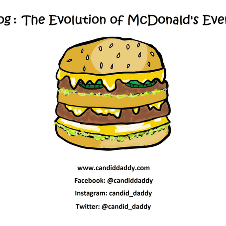 The Evolution of McDonald's Event