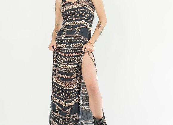 Versace - Classic Low Back Dress