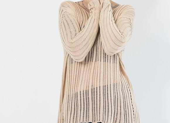 Cream Leilani Knitwear