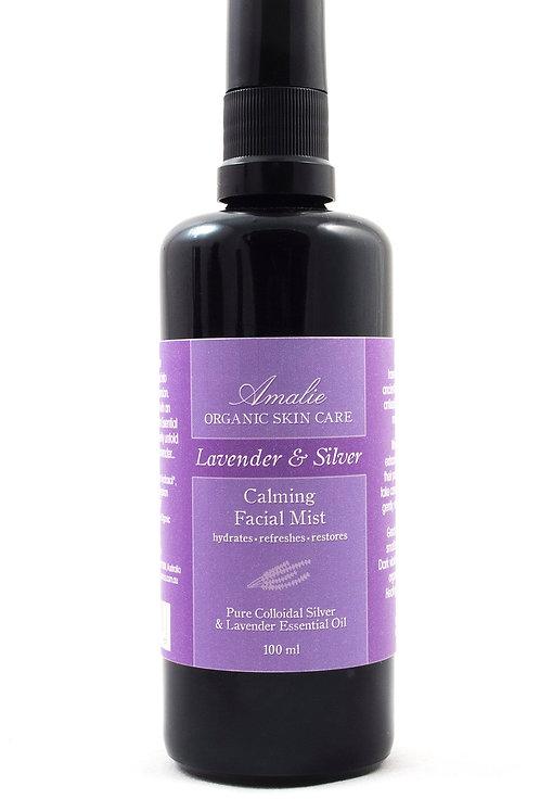 Lavender & Silver - Calming Facial Mist