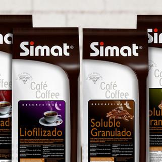 CAFÉS LIOFILIZADO E SOLUVEL