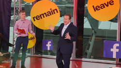 Director: Facebook & Buzzfeed's #EUref Live