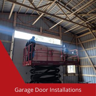 Garage Door Installation Greencastle