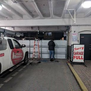 Parking Garage Installation