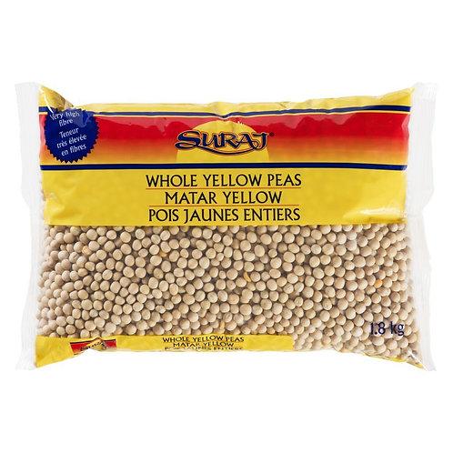 Matar Yellow Whole - 4 lbs