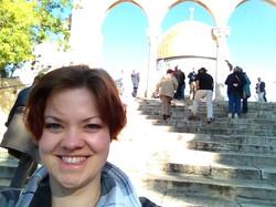 Israel tempelpladsen