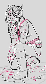 hanon beat up robin.png