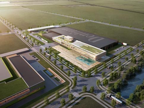 덴티움 베트남 공장