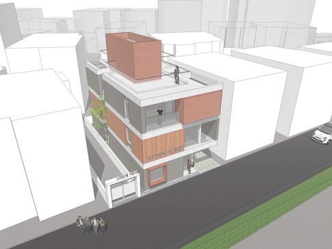 신대방1동 구립 지역아동센터 현상설계
