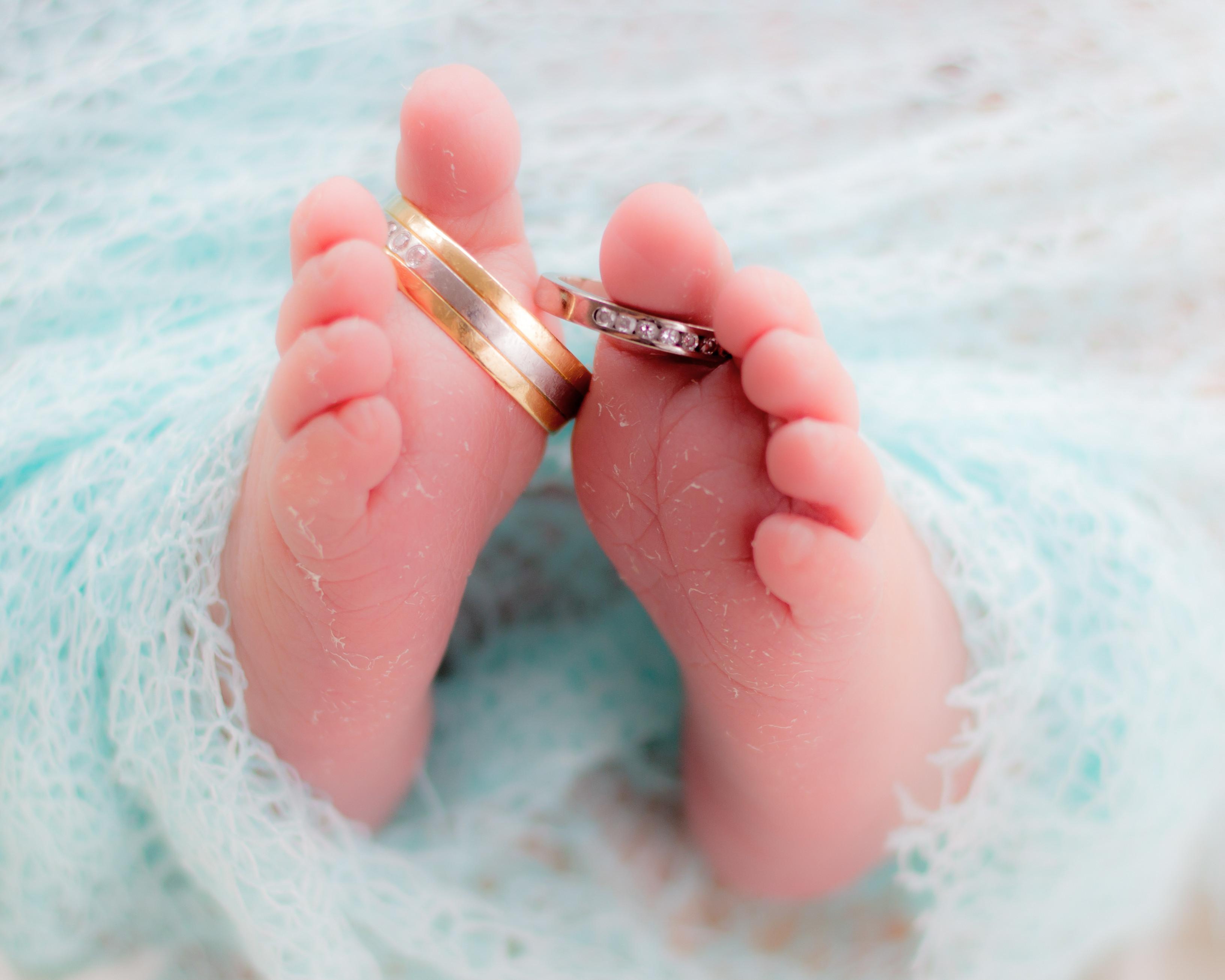 Deposit for newborn