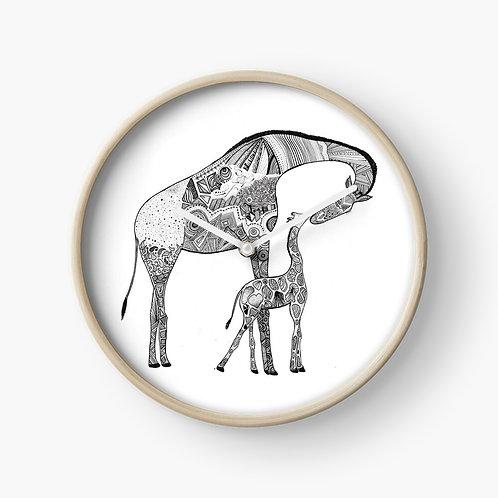 Mummy & Baby Giraffe