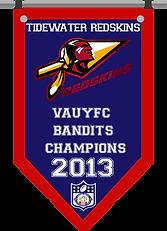 Championship banner TIDEWATER RS BAN 201