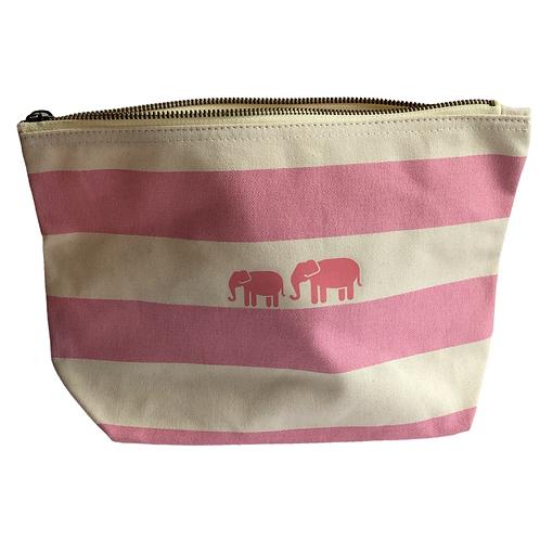 Pink Elephants Bag