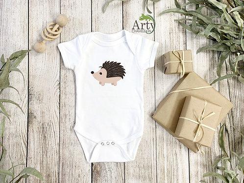 Hedgehog  Onesie Baby-grow