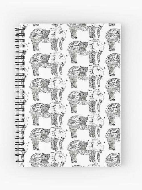 Arty Elephant Notebooks