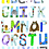 Thumbnail: Personalised Alphabet Pencil Case