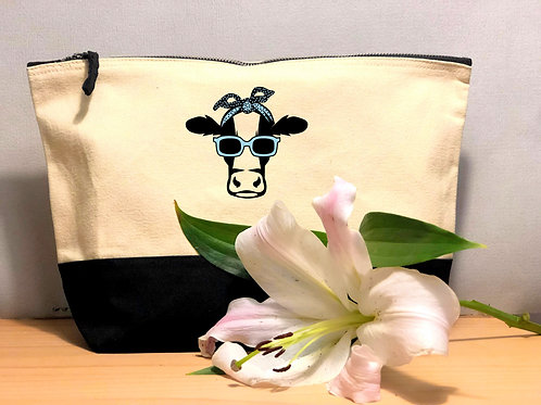 Funky Cow Assessories Bag