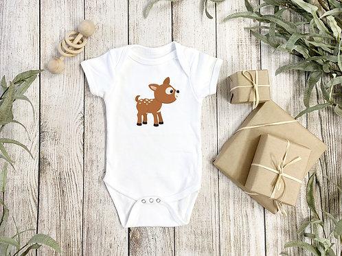 Fawn Deer Onesie Baby-grow / Fawn BambiBodysuit