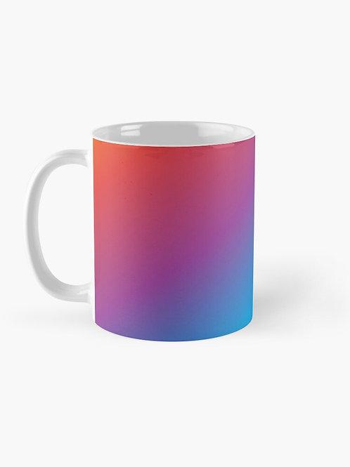 Abstract Rainbow Mug
