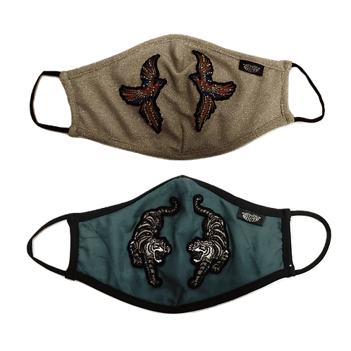SET OF 2 LIMITED PATCH