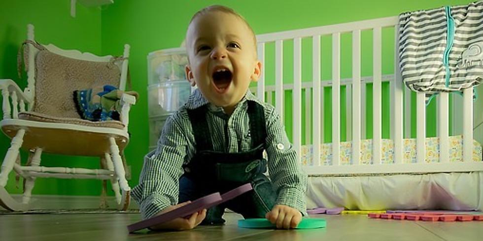 Parent Workshop 6-12 months