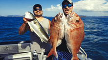 Extreme Summer Action on Board Days Out Fishing Charters in the Bay Of Islands 🏝