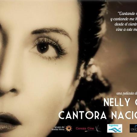 Nelly Omar, Cantora Nacional