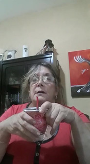 Mary Mele del Grupo de Teatro de La Bancaria nos cuenta como está atravesando esta cuarentena...