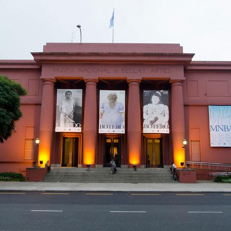 Museo Nacional de Bellas Artes ¡Recorrido virtual!