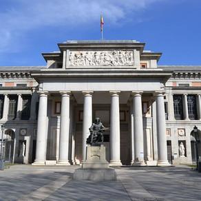 Recorré el Museo del Prado, Madrid