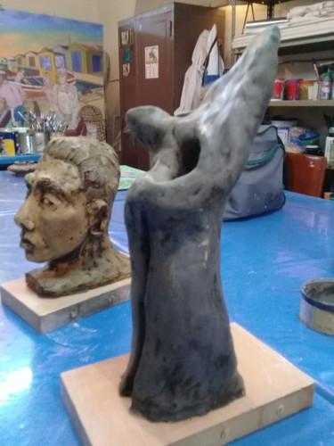 Escultura realizada por Salvador Espósito