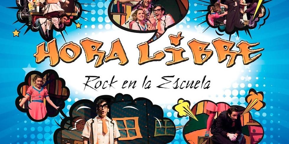 HORA LIBRE, rock en la Escuela