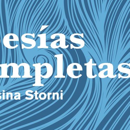 Alfonsina Storni, Poesías Completas