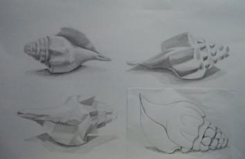 Dibujo realizado por Camila Caminos